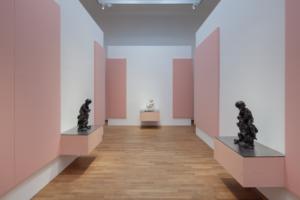 Formafantasma, Caravaggio-Bernini, Rijksmuseum, Room 6, Scherzo, 2020, Photo ©Eddo Hartmann